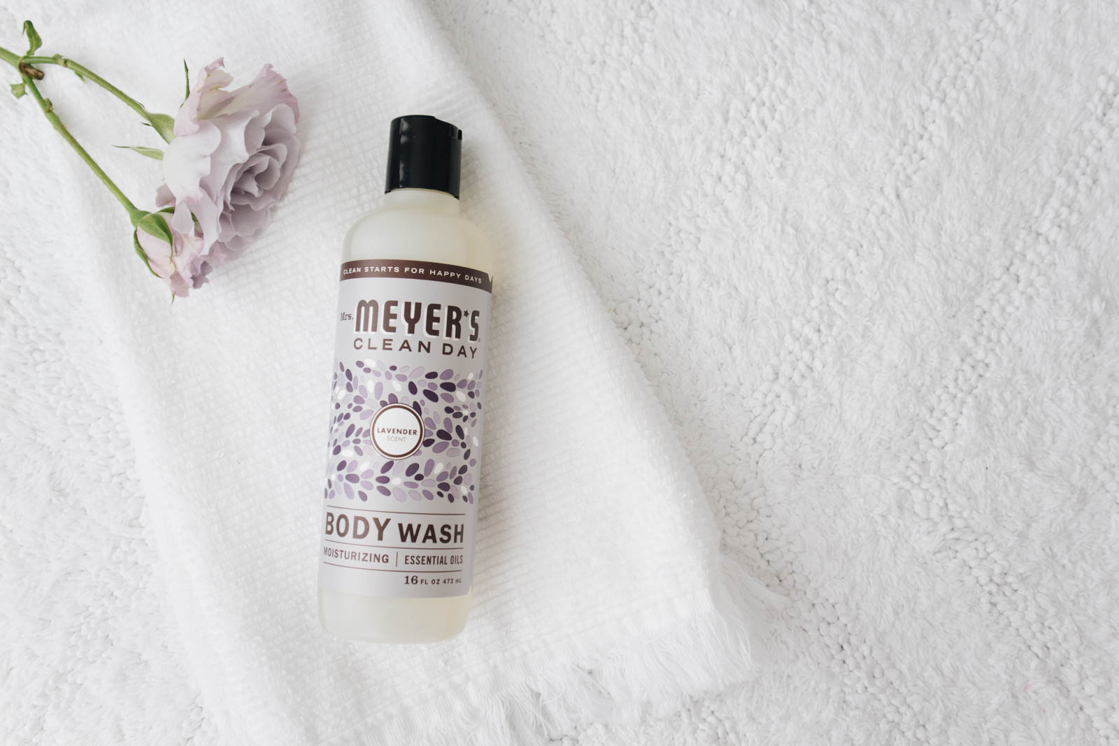mrs. meyer's lavender body wash