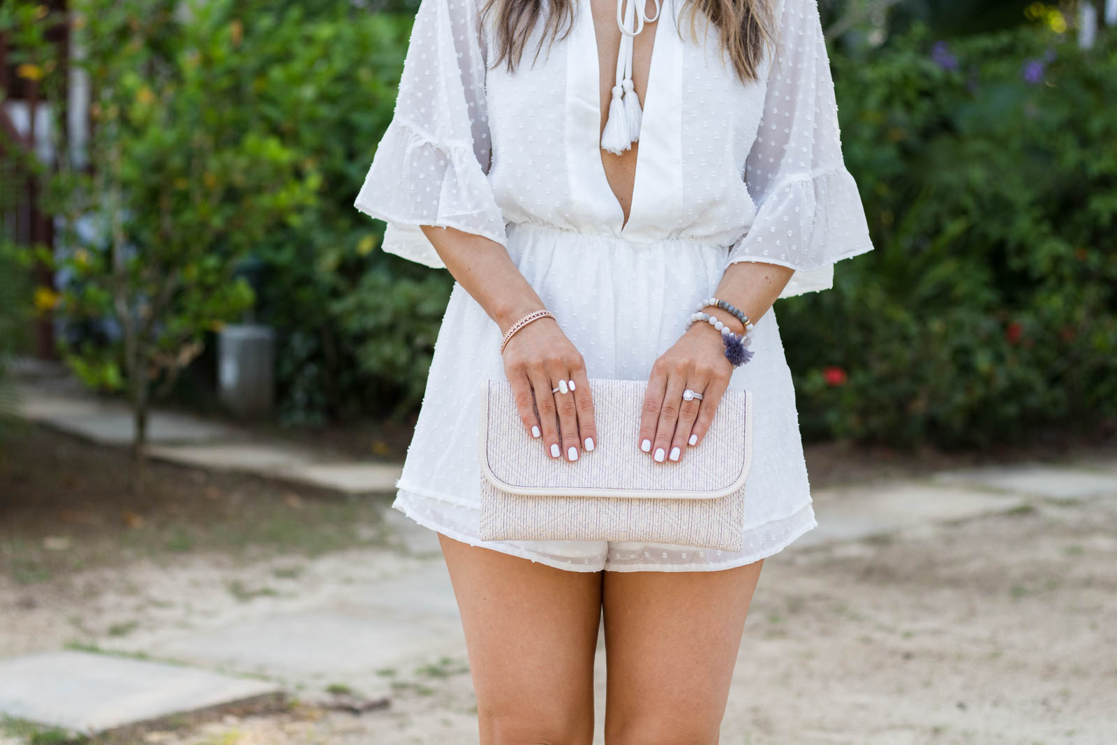majorelle courtney romper