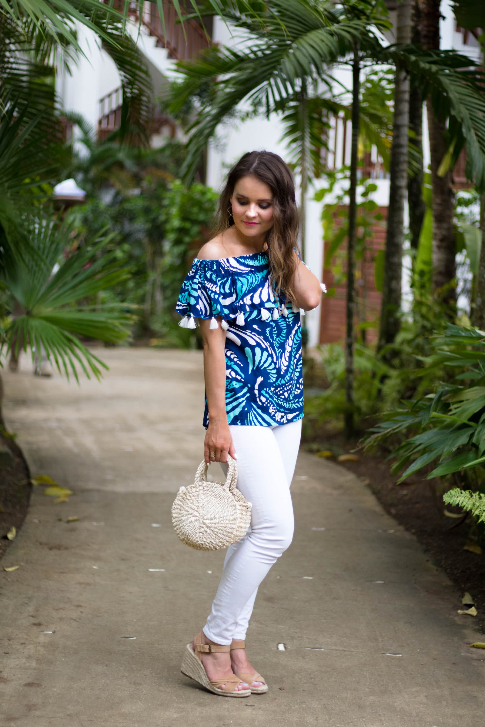 escapada living top, vacation outfit