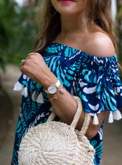 Escapada Living Tassel Top