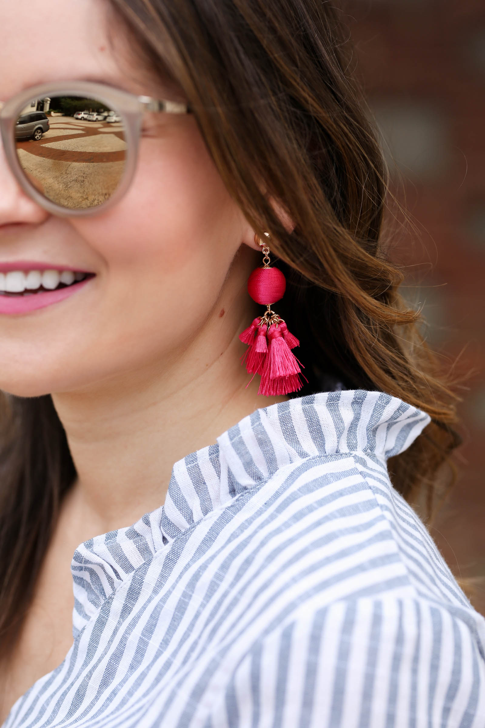 sugarfix tassel earrings