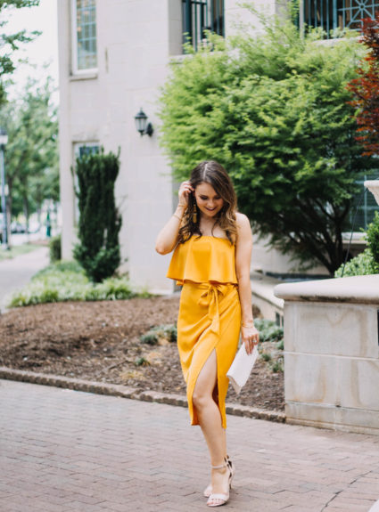 Wedding Guest Style: Hello, Yellow!