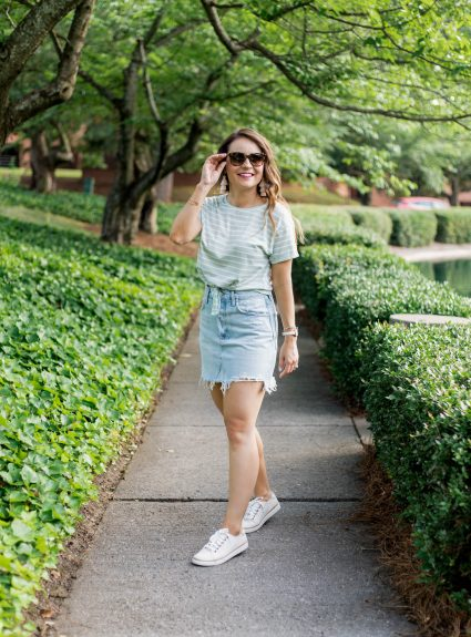 Casual Summer Outfit + $1,000 Nordstrom Giveaway