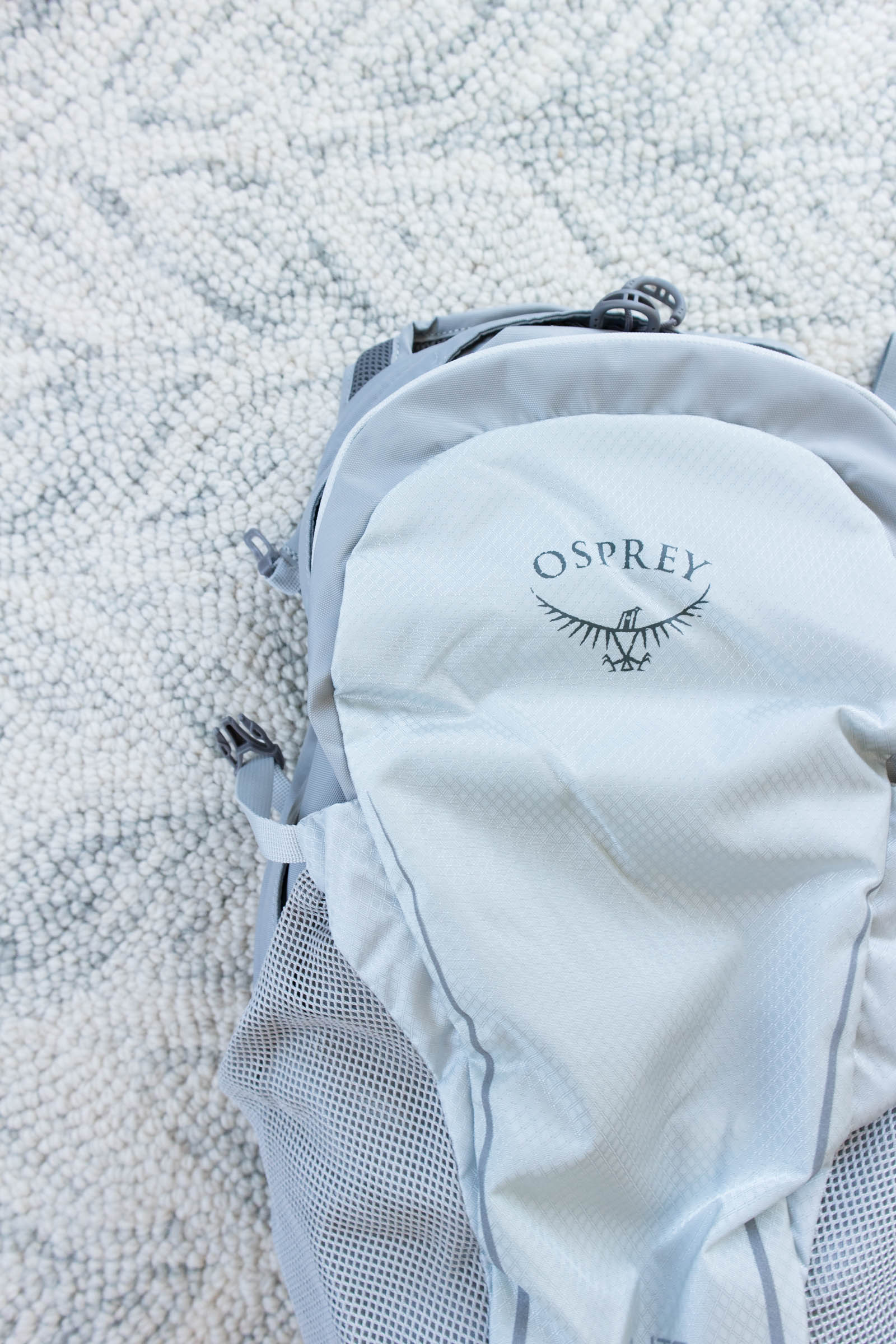 osprey daylite, banff packing guide