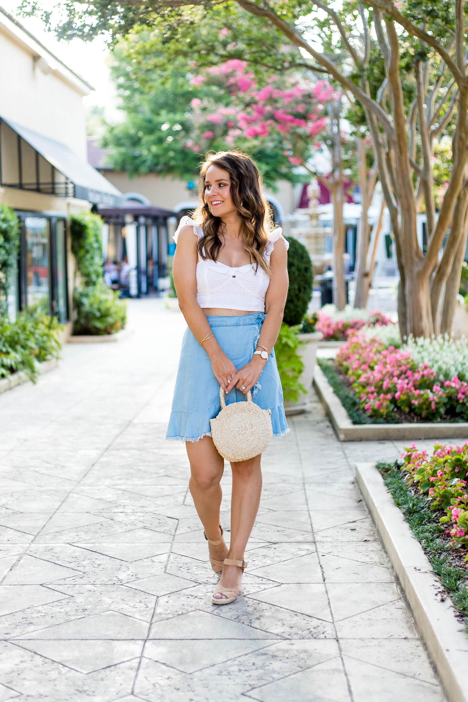 BB Dakota corinne top, summer outfit