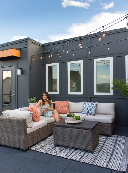 Outdoor Decor: Rooftop Terrace Updates