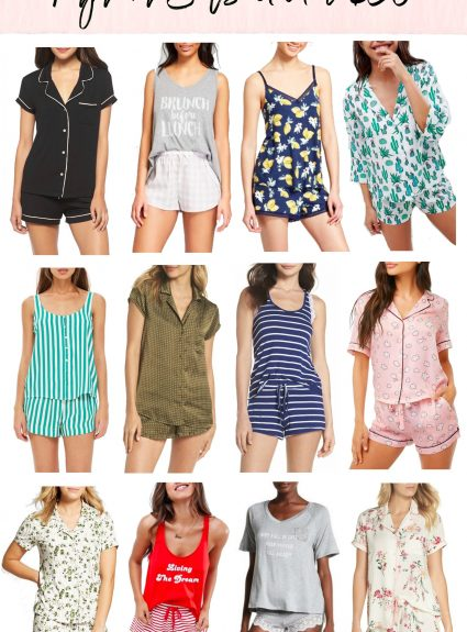Best Pajama Sets Under $50