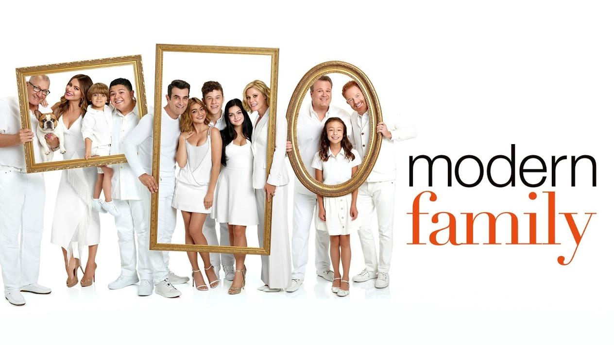Modern Family Family Tree 2018