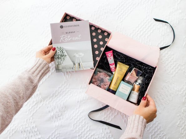 All About GLOSSYBOX