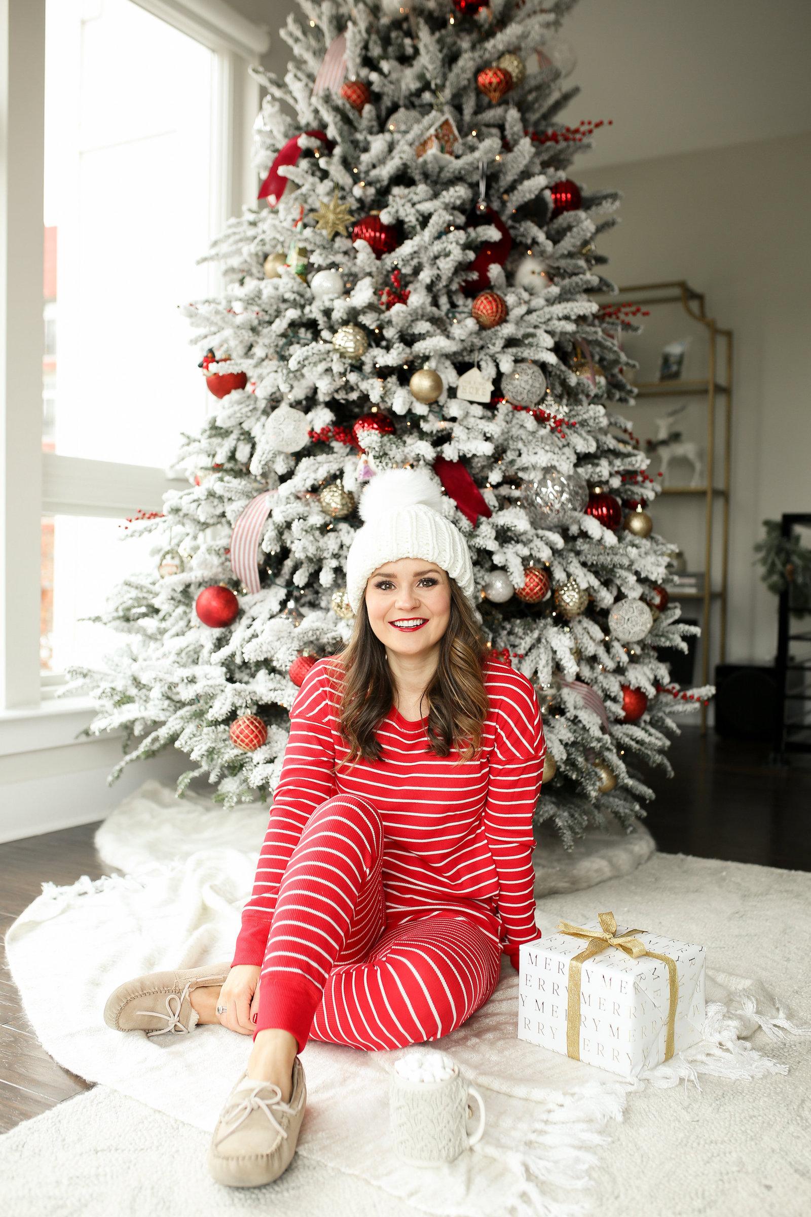 women's Christmas pajamas