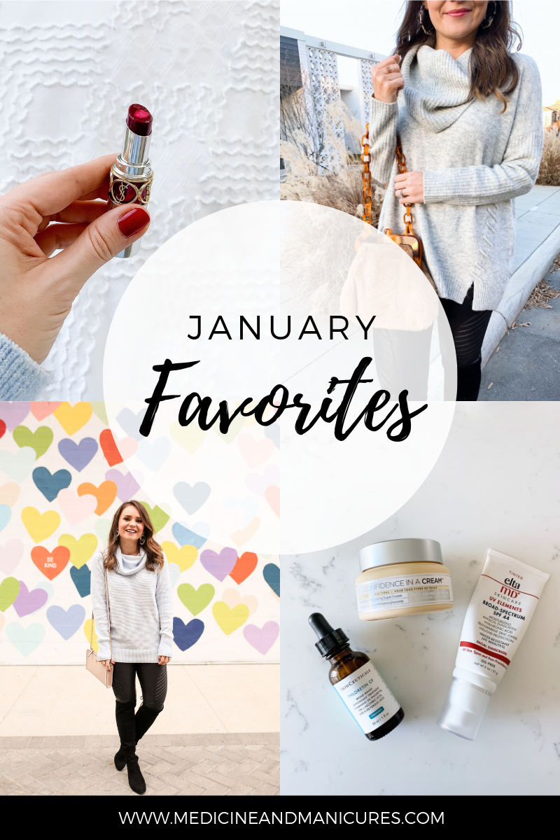 January favorites