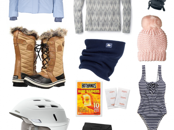 what to pack for a ski trip, ski trip packing guide