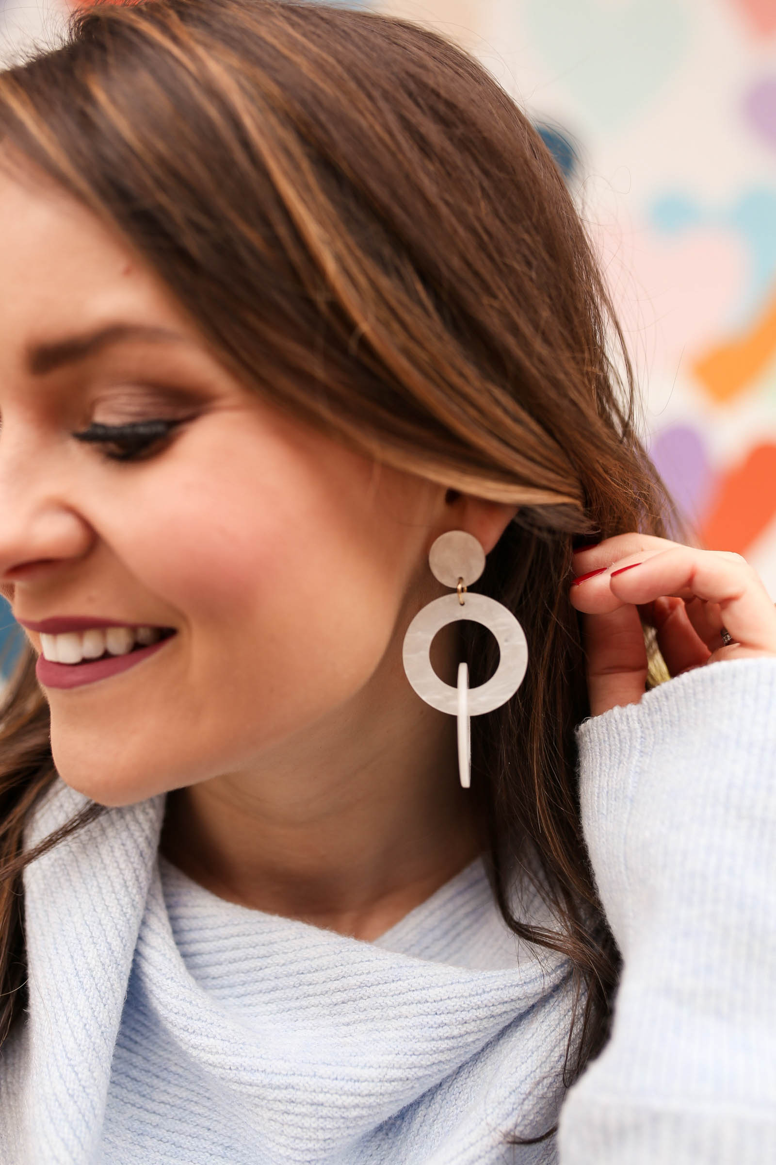 Moon & Lola Putnam earrings
