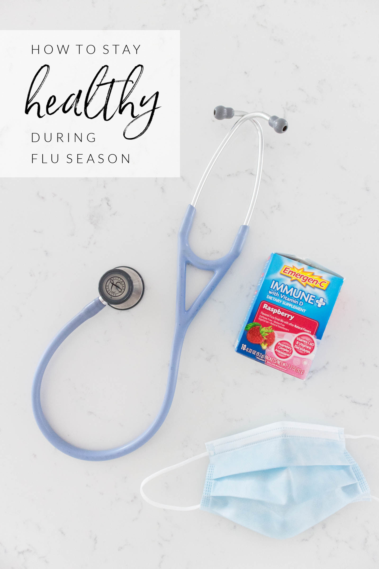 flu season health tips