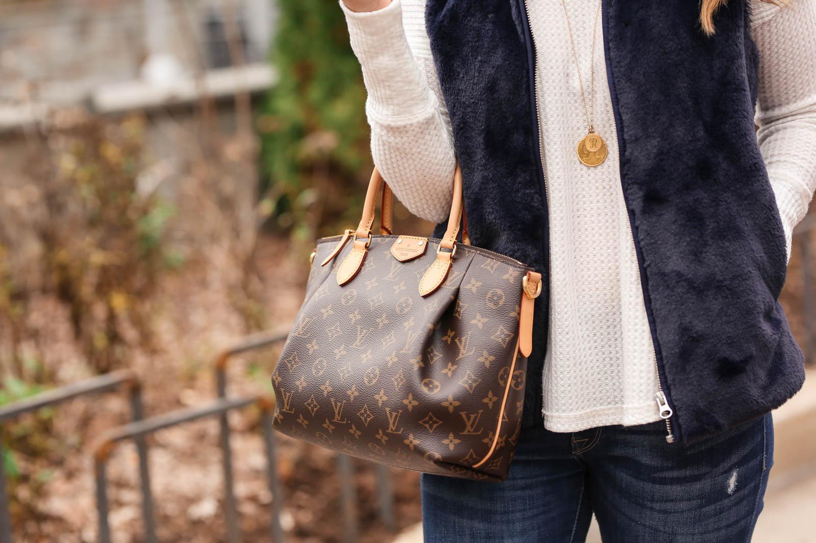 Louis Vuitton turenne pm bag
