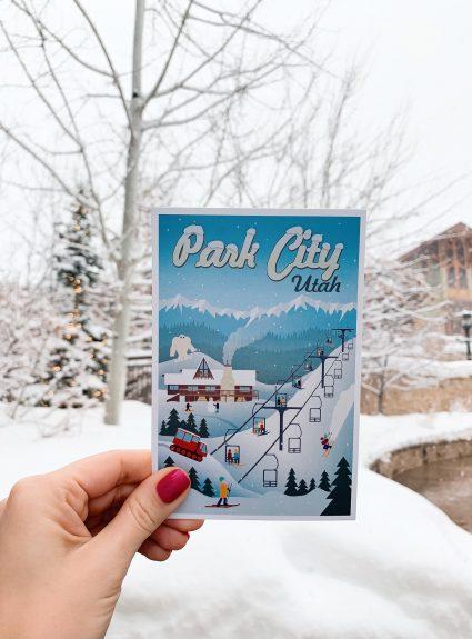 Park City Ski Trip