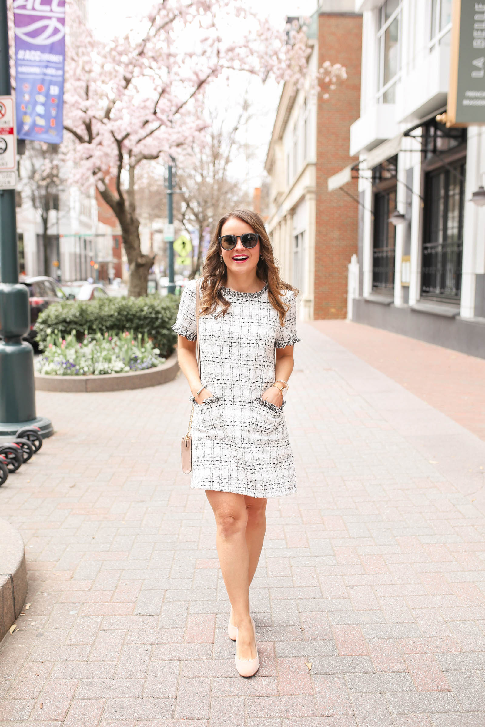 tweed dress under $15