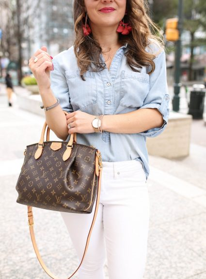 When All Else Fails, Wear Chambray!