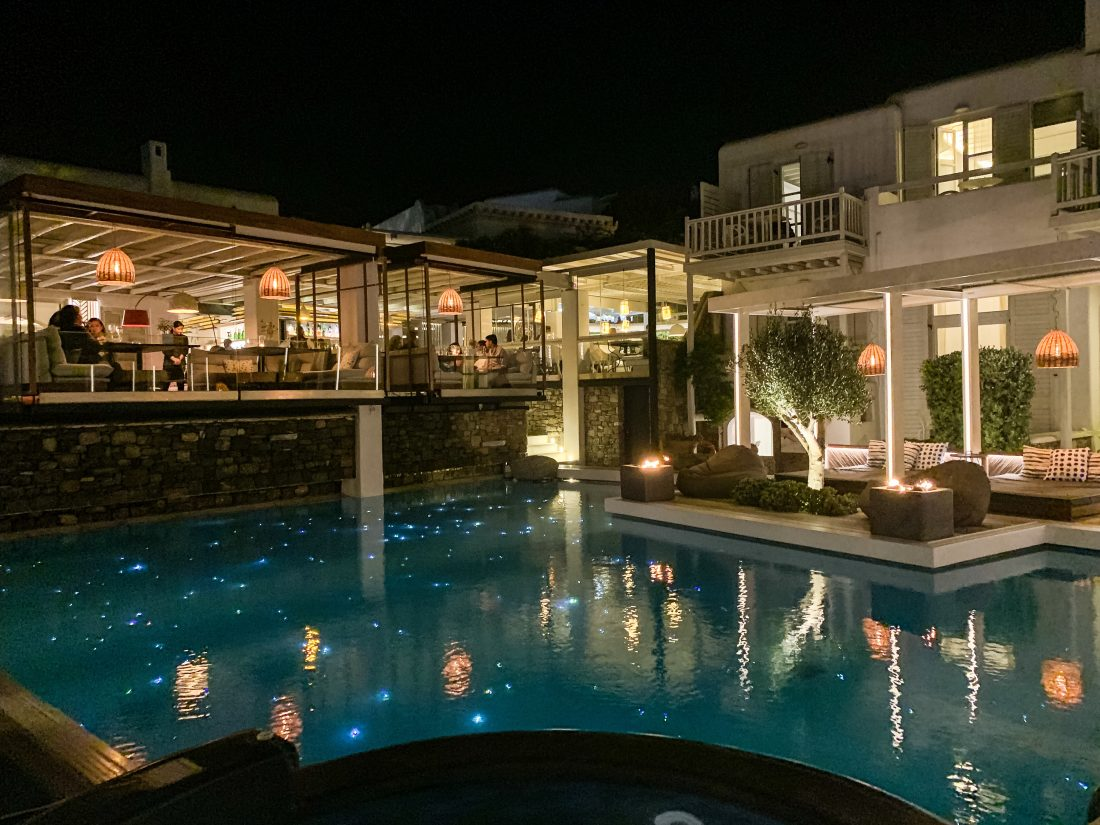 semeli hotel pool