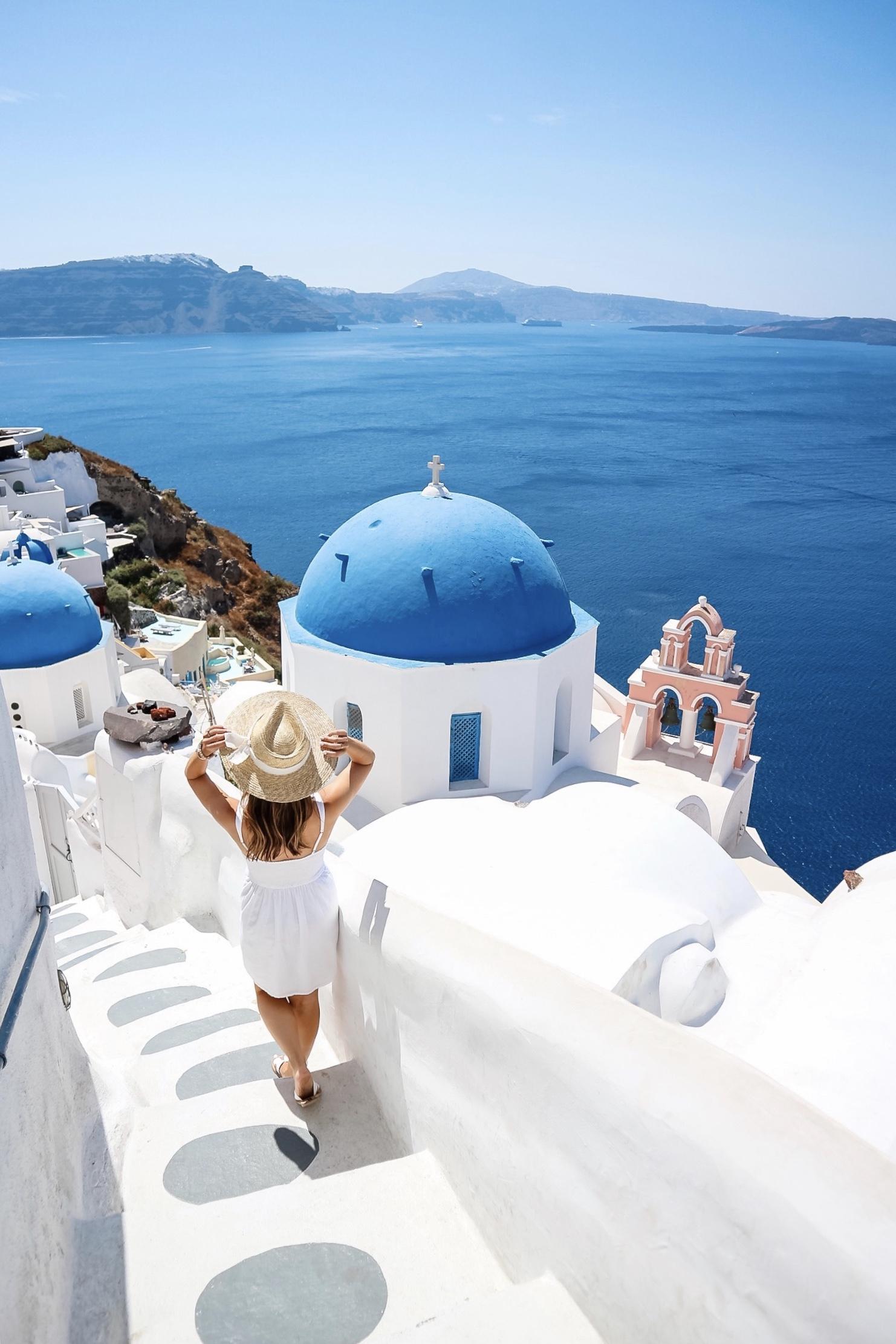 santorini travel guide, oia santorini