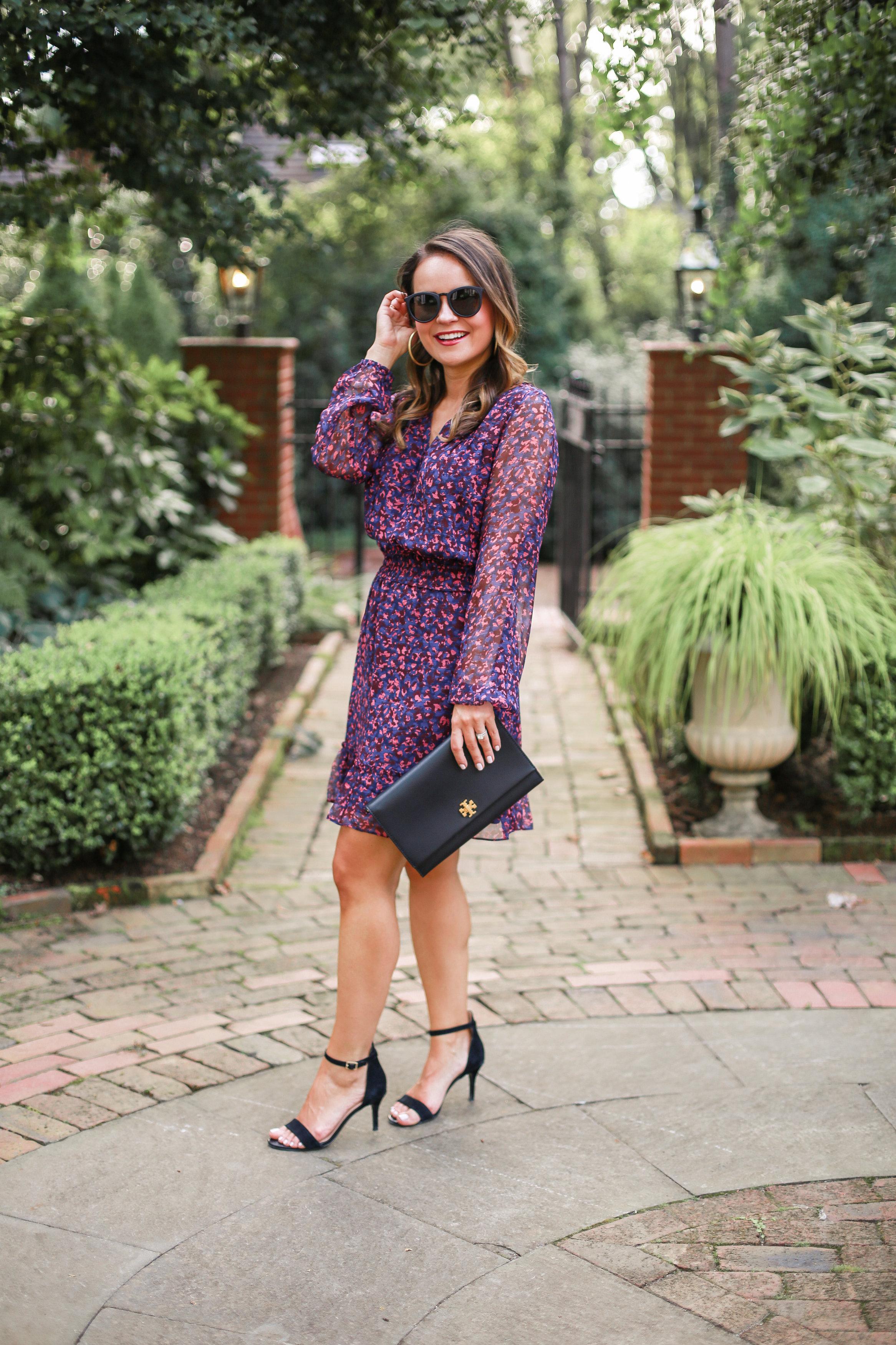 Parker Atticus dress, fall dress