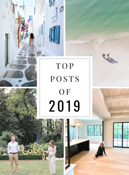 Top Posts of 2019