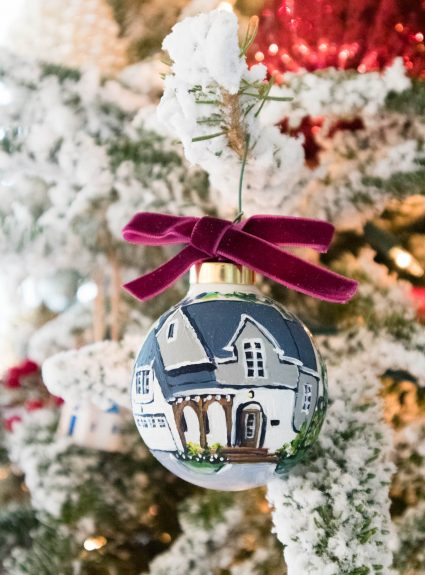 Holiday Decor + New Ornaments for 2019