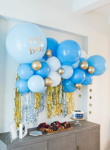 Baby Sapel's Baby Shower