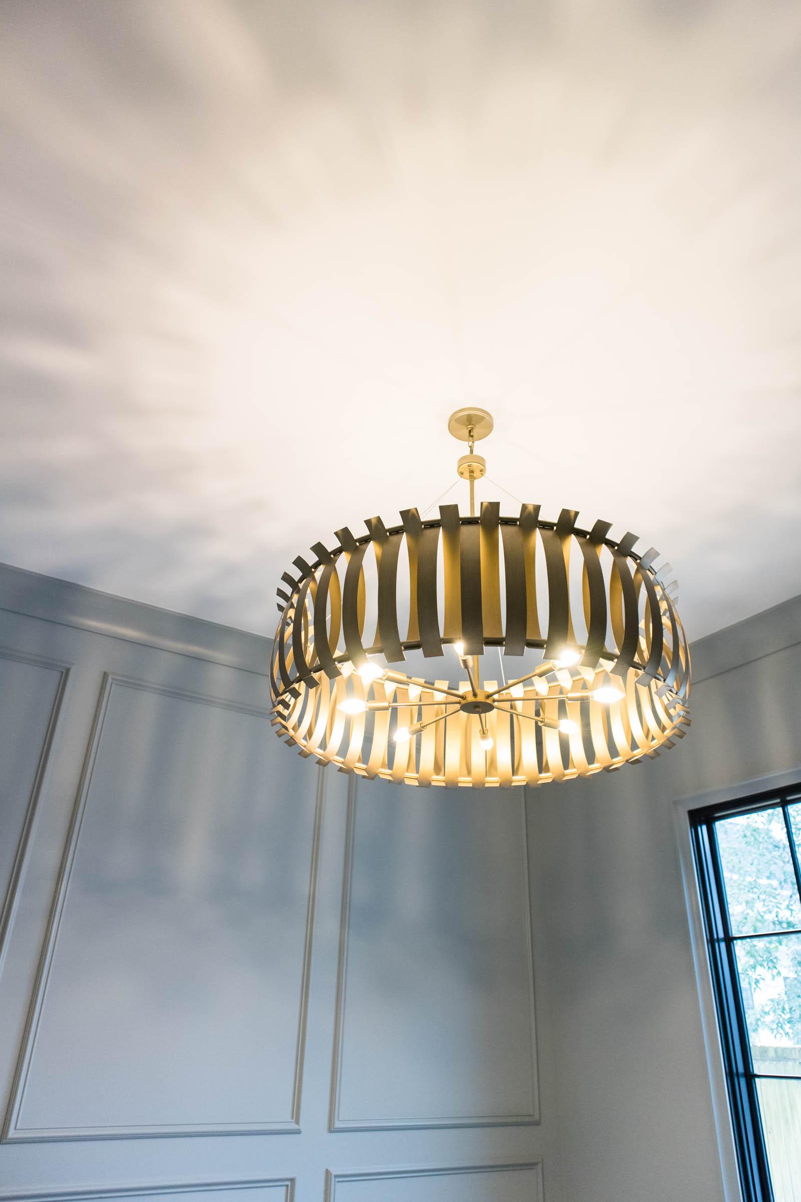 capital lighting Cayden 8 light chandelier