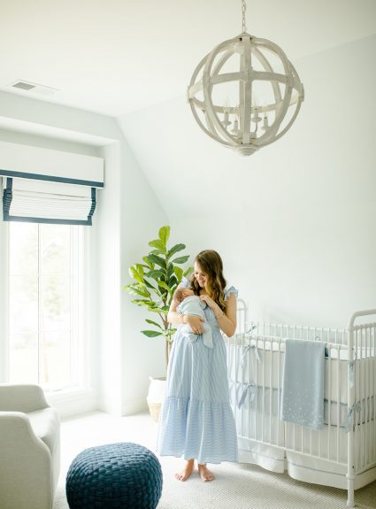 Porter's Baby Boy Nursery Reveal