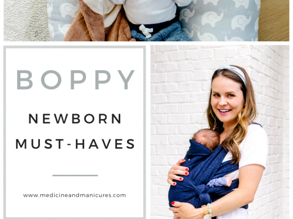 boppy newborn favorites