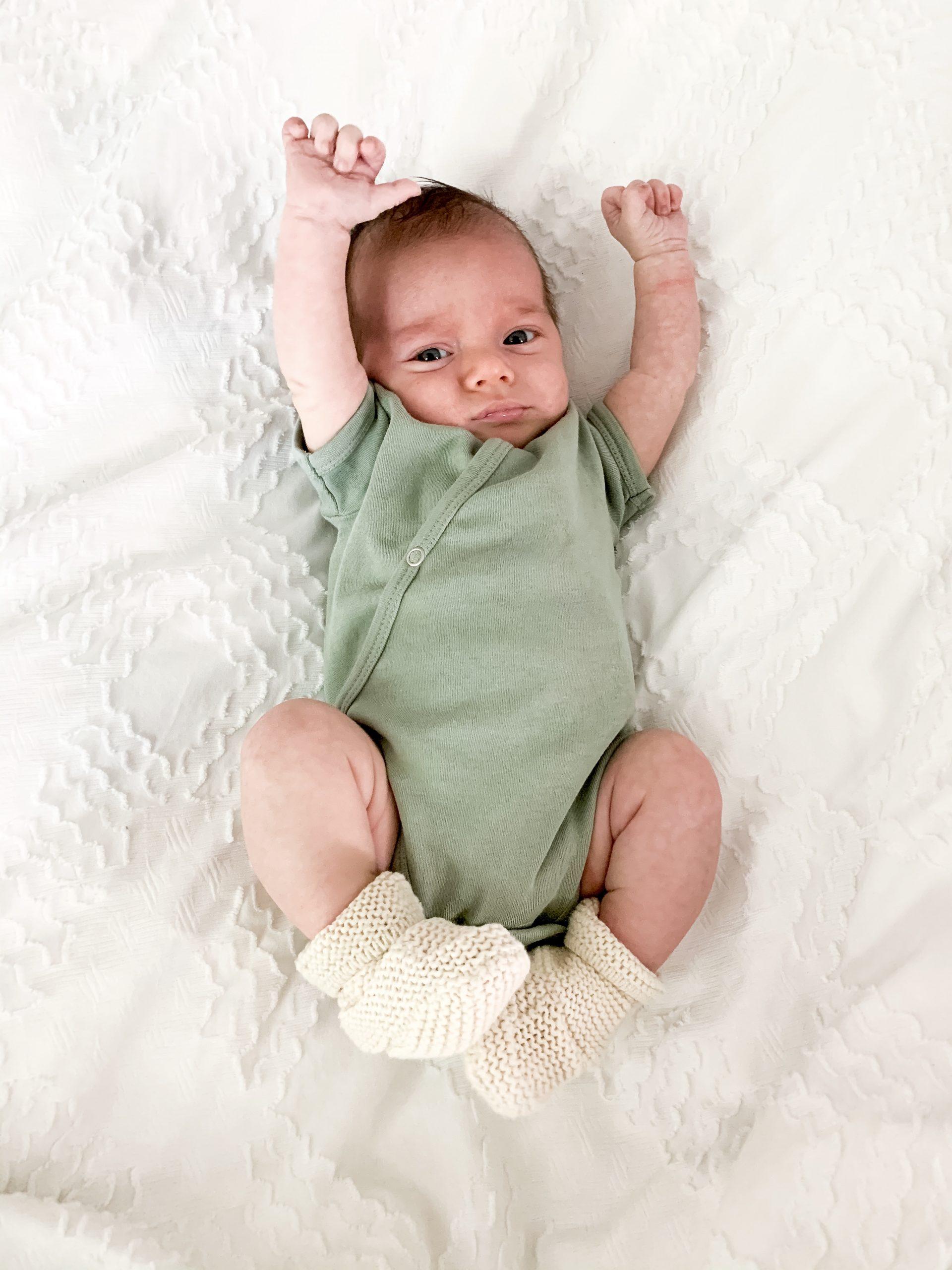 l'oved baby bodysuit