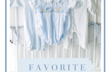 favorite baby clothing brands