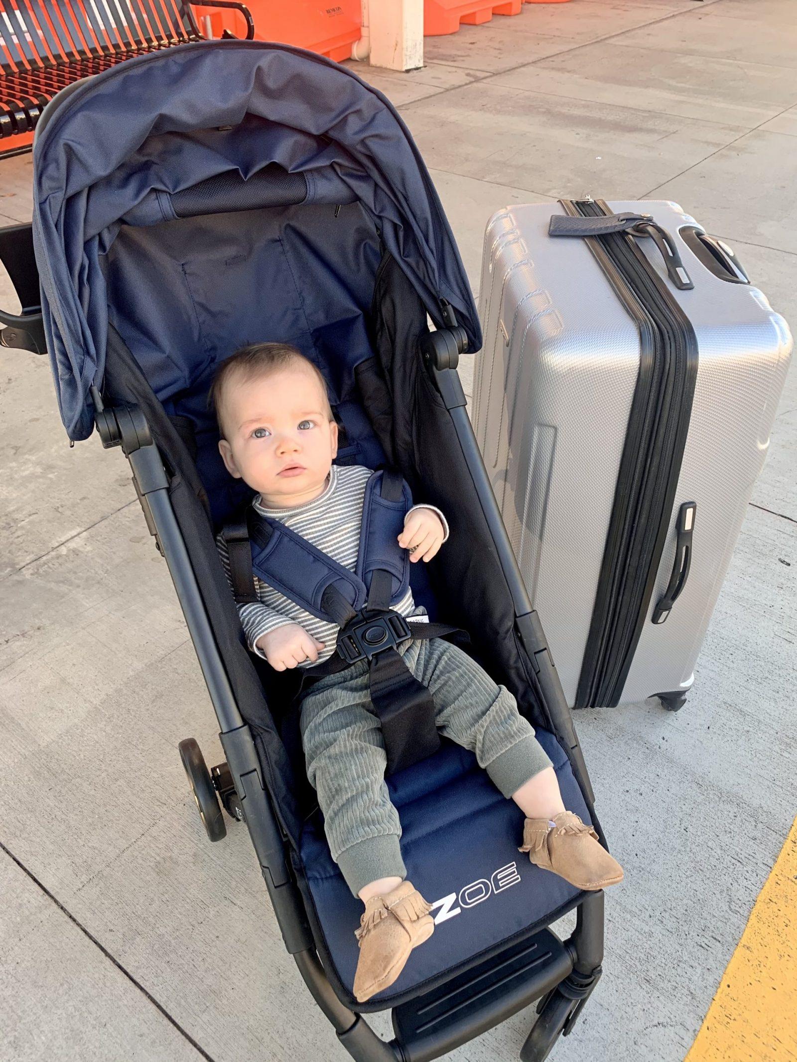 Zoe xlc traveler stroller