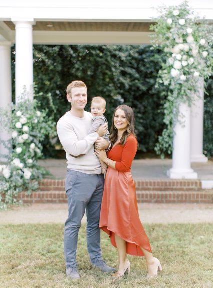 Our 2020 Christmas Card + Family Photos