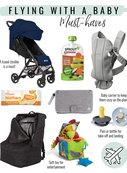 Tips on Traveling with an Infant