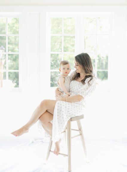 Spring Motherhood Session