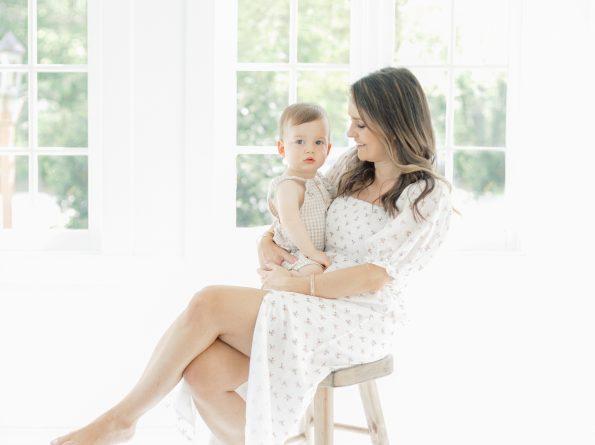 motherhood session