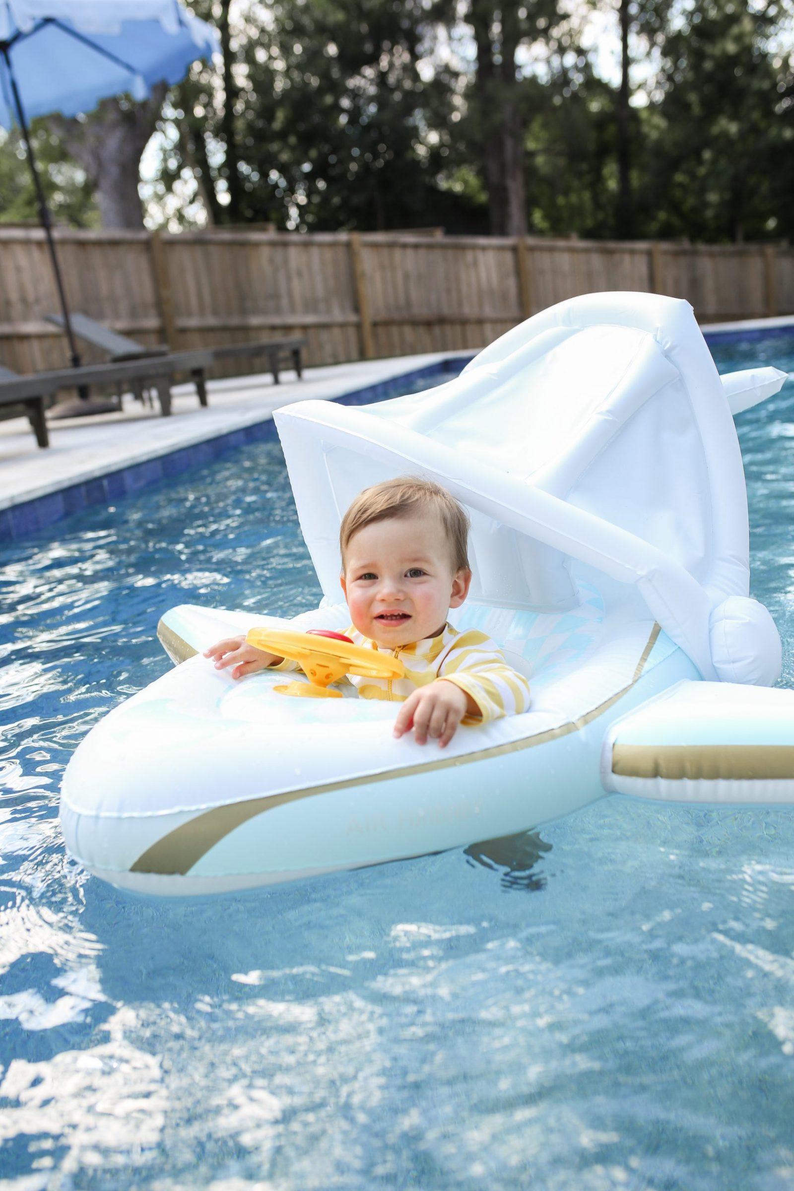 funbaby pool float