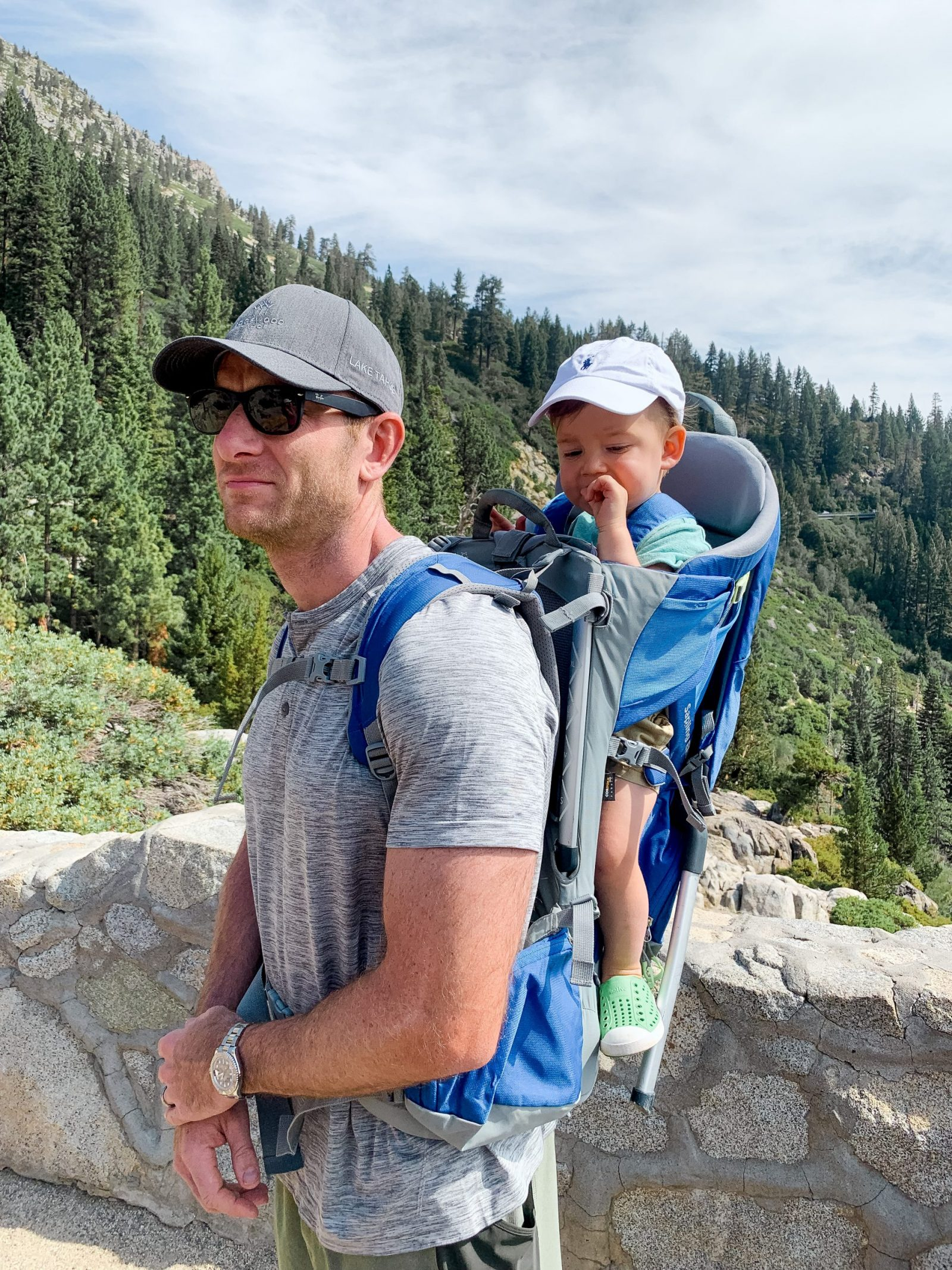 baby hiking carrier