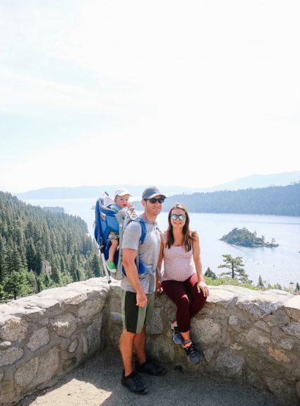 Summer Trip to Lake Tahoe