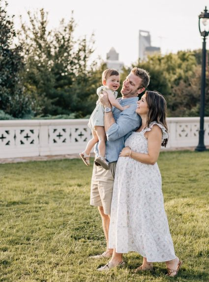 Maternity Photos: Almost a Family of Four!